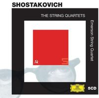 Emerson String Quartet - String Quartets (Box)