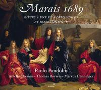 PAOLO PANDOLFO - Marais 1689