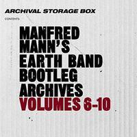 Manfred Mann's Earth Band - Bootleg Archives, Vol. 6-10