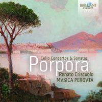Musica Perduta - Cello Concertos & Sonatas