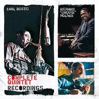 Earl Bostic - Complete Quintet Recordings (Spa)