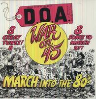 D.O.A. - War On 45-30th Anniversary Reissue