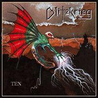 Blitzkrieg - Ten [Colored Vinyl] (Gol) (Uk)