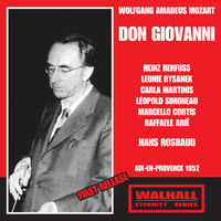 Hans Rosbaud - Don Giovanni