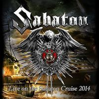 Sabaton - Live On The Sabaton Cruise 2014 (Jpn)