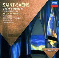 Peter Hurford - Saint-Saens / Organ Symphony