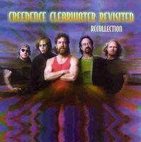 Creedence Clearwater Revisited - Recollection / Live (Uk)