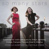 Fenella Humphreys - So Many Stars