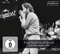 Paul Butterfield - Live At Rockpalast 1978