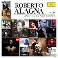 ROBERTO ALAGNA - L'essentiel Des Albums Studio (Box) (Fra)