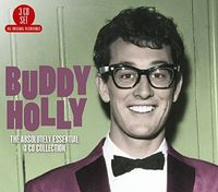 Buddy Holly - Absolutely Essential