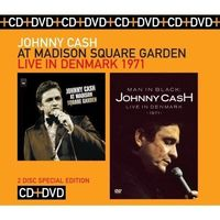 Johnny Cash - At Madison Square Garden/Man