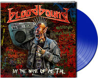 Bloodbound - In The Name Of Metal (Blue) (Gate) [Limited Edition]