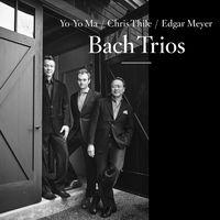 Yo-Yo Ma / Chris Thile / Edgar Meyer - Bach Trios [LP]