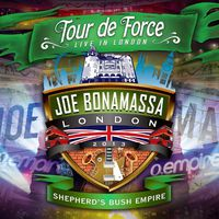 Joe Bonamassa - Tour De Force: Live in London - Shepherd's Bush [Import]