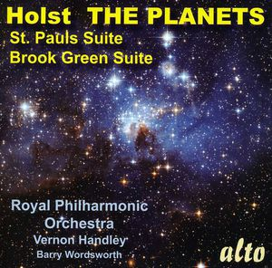 Planets Suite /  St Paul's Suite