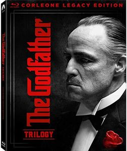 The Godfather Trilogy: The Corleone Legacy Edition