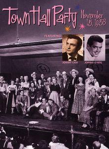 November 15,1958 at Town Hall Party