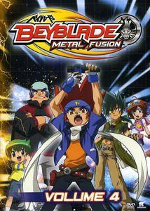 Beyblade: Metal Fusion: Volume 4