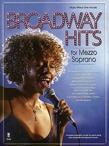 Broadway Hits for Mezzo Soprano