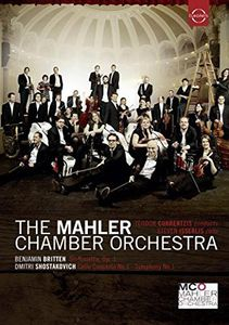 Teodor Currentzis Conducts Mahler Chamber Orch