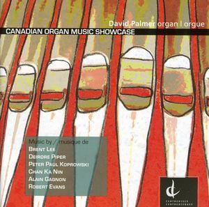 Canadian Organ Music Showcase /  Various