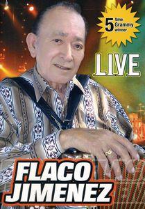 Flaco Jimenez Live