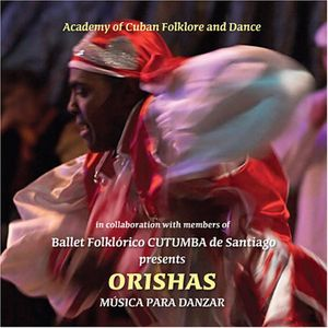 Orishas: Musica Para Danzar