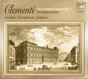 Pianoforte Sonatas 2