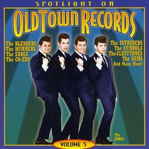 Spotlite On Old Town Records, Vol.5