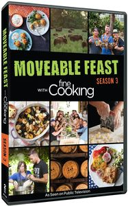 A Moveable Feast With Fine Cooking: Season 3