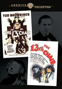 The Thirteenth Chair Double Feature (1929 /  1937)