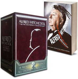 Alfred Hitchcock Masterpiece Bundle