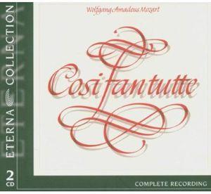 Cosi Fan Tutte: Eterna Collection