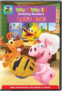 Wordworld: Let's Eat