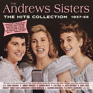 Andrews Sisters - The Hits Collection 1937-55