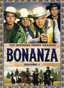 Bonanza: The Official Third Season Volume 1