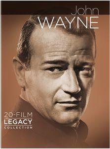John Wayne: 20-Film Legacy Collection