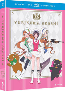 Yurikuma Arashi: The Complete Series