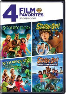 4 Film Favorites: Scooby-Doo!