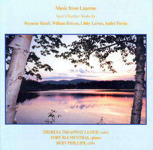 Chamber Music for Voice Cello & Piano