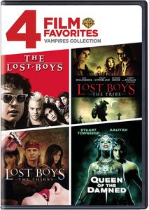 4 Film Favorites: Vampires Collection