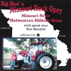 Missouri Style Midwestern Hillbilly Blues