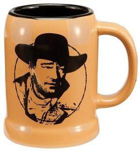John Wayne 20 Ounce Ceramic Stein