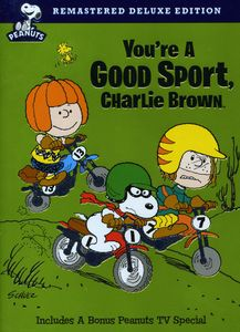 You're a Good Sport Charlie Brown