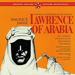 Lawrence of Arabia (Original Motion Picture Soundtrack) [Import]