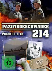 Pazifikgeschwader 214: Staffel /  Folge 11 & 12