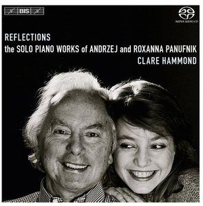 Reflections: Solo Pno Works of Andrzej & Roxanna