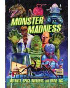Monster Madness: Mutants Space Invaders & Drive-In