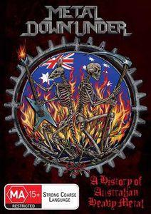 History of Australian Heavy Metal [Import]